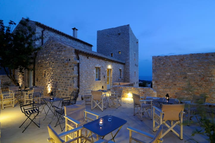 Antares (Mani Greece) - Areopoli - Bed & Breakfast
