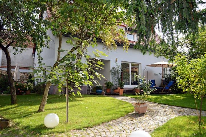 Ferienhaus in Miniaturpark - Bermersheim - Hus
