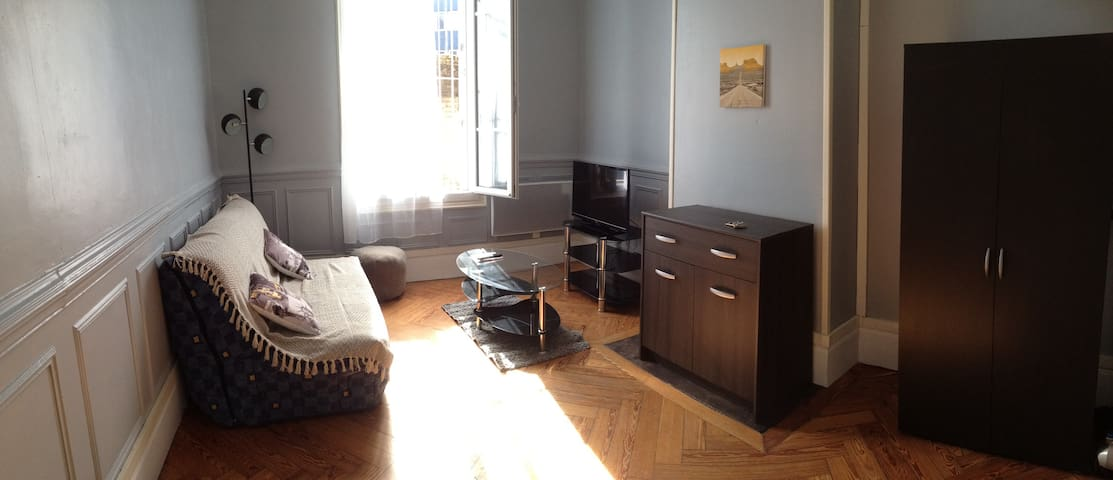 Beautiful apartment next to the station train! - Le Havre - Apartemen