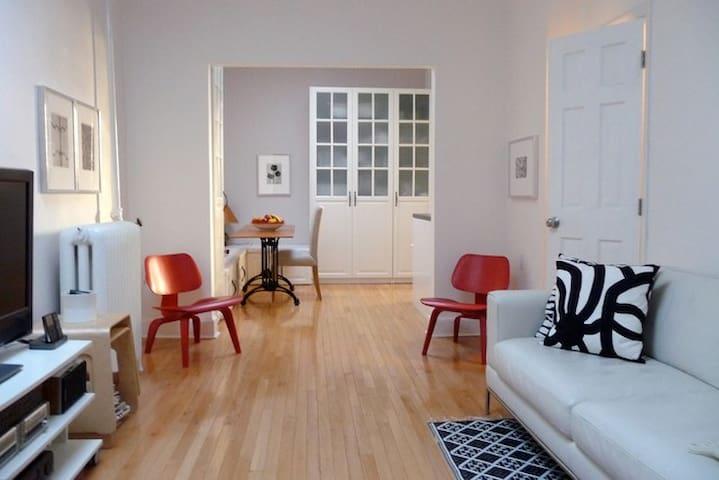 Downtown Spacious BR /Private Bath - Washington - Appartement