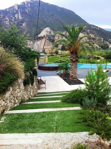 Great Villa. Exclusive landscape - Valle de Ricote - Villa