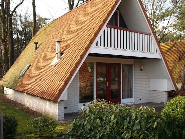 Holiday house In het Reestdal - IJhorst - キャビン