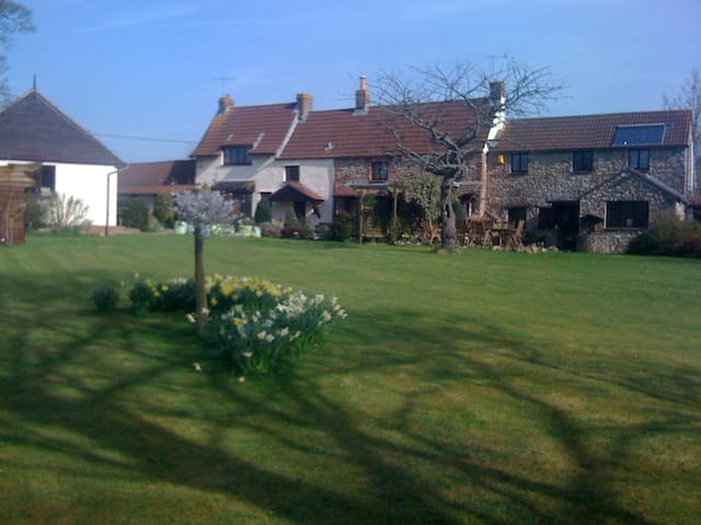 Self Catering  Country Cottage. - Sandford  - Maison