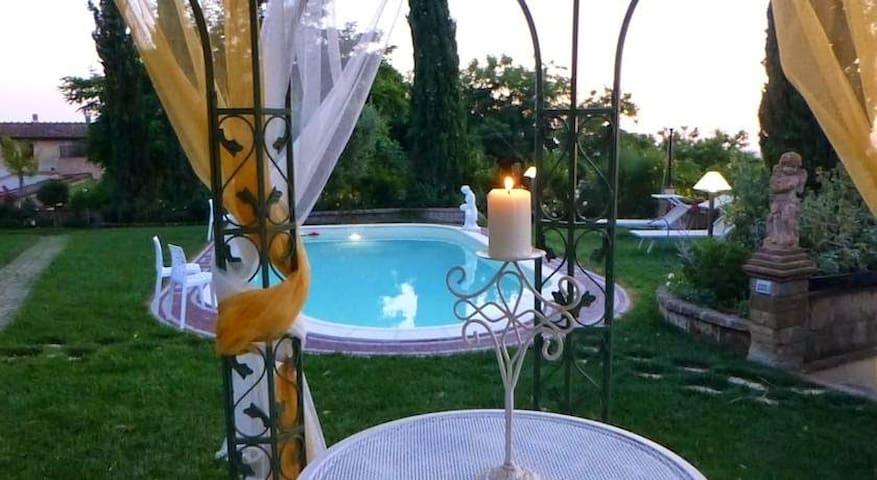 Casa Averani - Montefoscoli - Departamento