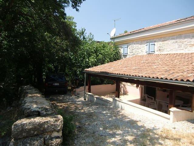 CHARMING HOUSE IN ISTRIA CROATIA - Rakovci