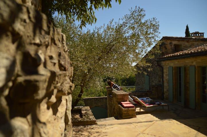 Charmante maison provençale - Castelnau-Valence - Rumah