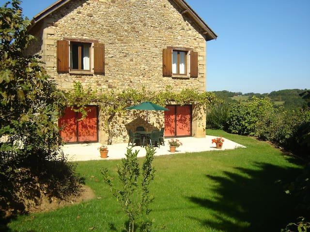 Ancienne Grange en Périgord - Coux-et-Bigaroque - Casa