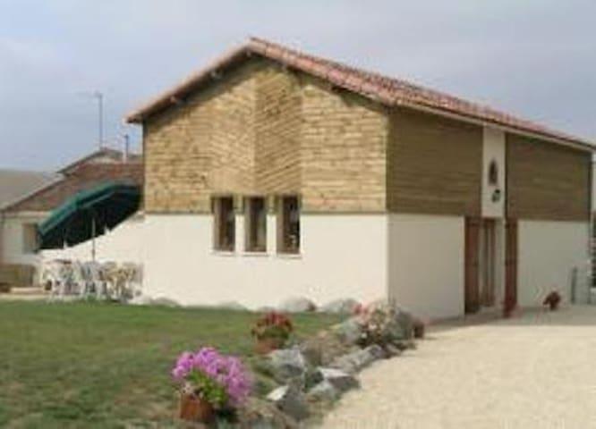 Le gîte de L'Ivronnière - La Forêt-sur-Sèvre - Huis
