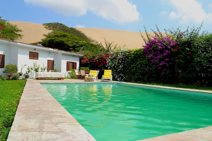Relax Under the Sun in Dream Home! - Ica