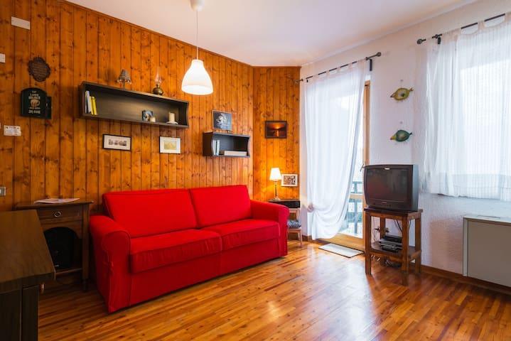 Apartment 6 guests Abetone Mountain - Le Regine - Appartement