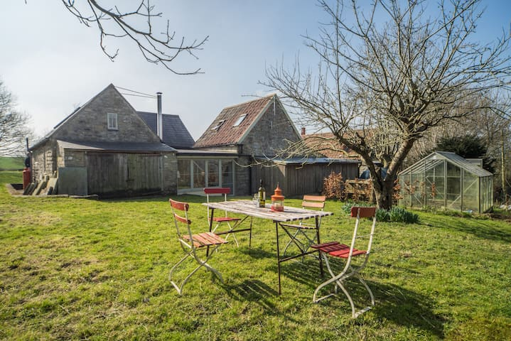 Stylish cottage in East Pennard - Shepton Mallet - Casa