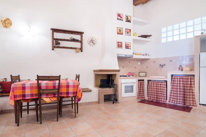 Cantalupo Delizioso appartamento  - Cantalupo In Sabina - Daire