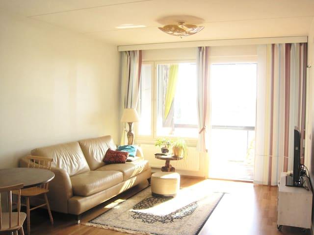 Apartment at center of Järvenpää - Järvenpää - Apartamento