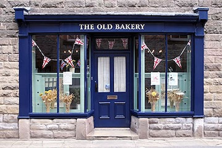 The Old Bakery B and B - Bakewell  - Bed & Breakfast