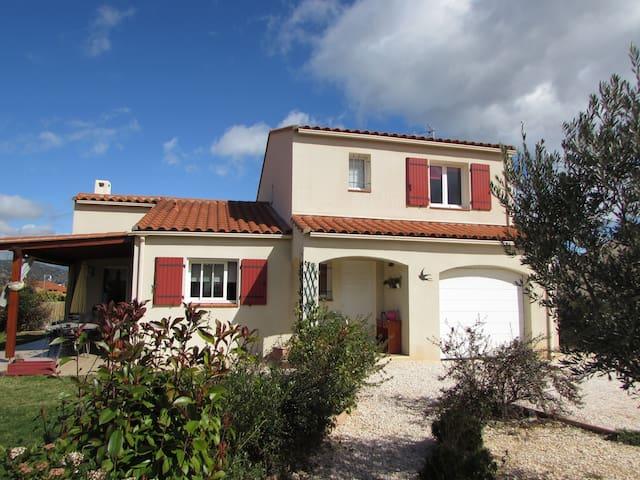 maison moderne familiale - RIGARDA - Ev
