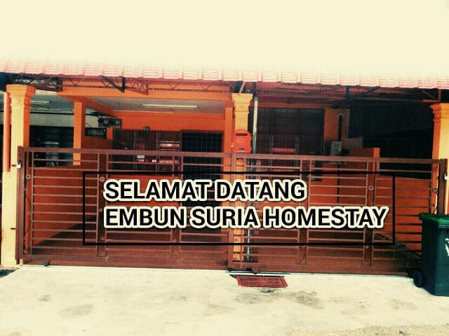 Embun Suria Homestay ((PHONE NUMBER HIDDEN))  - Kangar - Dom