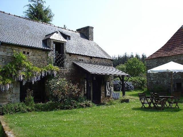 La Forge, the old manor'smithy - Plélan-le-Petit - Hus
