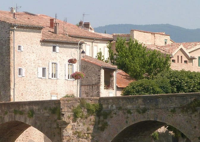 B&B Homestay in Limoux Town - a unique experience! - Limoux - Huoneisto