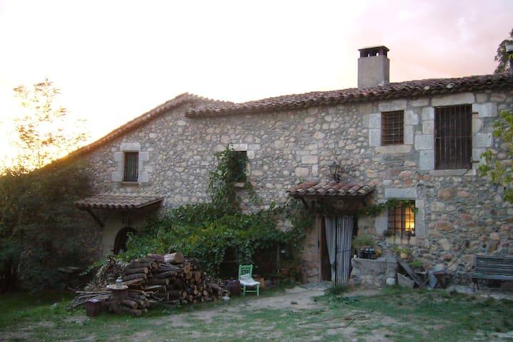 masia del s.XII en plena naturaleza - Sant Celoni - Ev