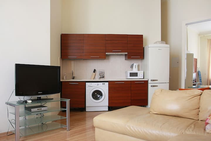 Apartment with jacuzzi on Maidan - Kiev - Apartemen