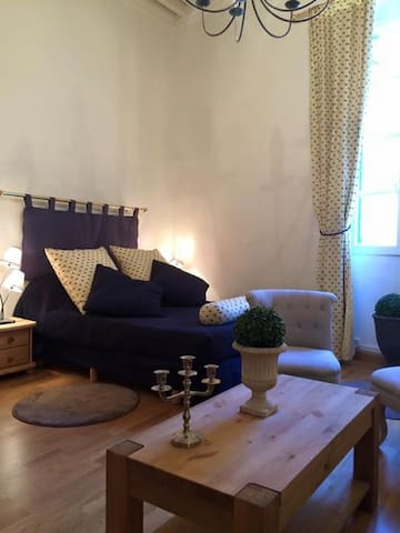 studio loft Iris 3 personnes   - Villeneuve-lès-Avignon - Loft