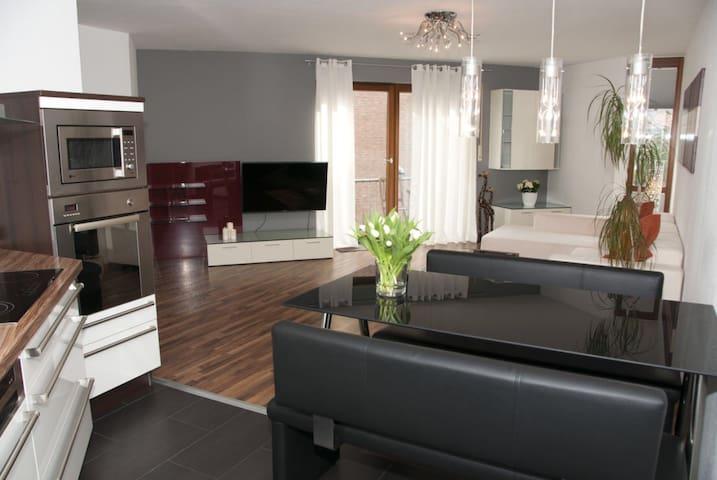 Modern einger. 2 | ZKB | Wohnung - Paderborn - Apartemen