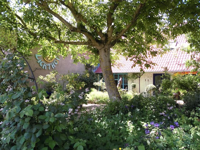 Lichthof - come and relax - Gädheim - Ev