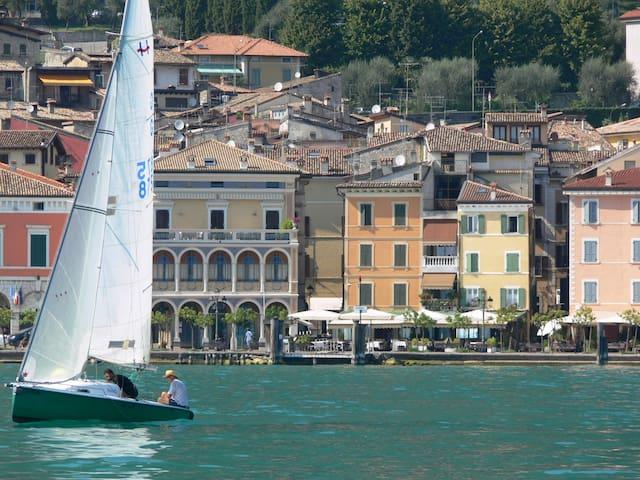 Romantic Mille Miglia-Garda Lake  - Gargnano
