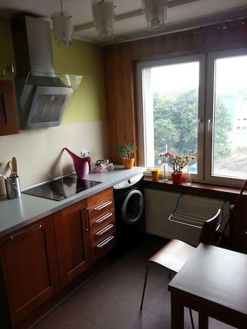 Cozy flat in good location - Zabrze - Daire