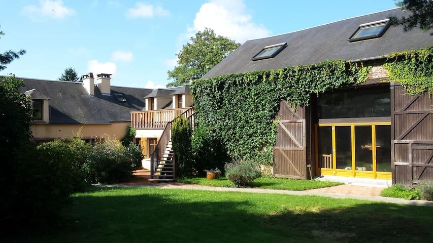 Chambre indépendante avec SdB privé - La Boissière-École - Bed & Breakfast