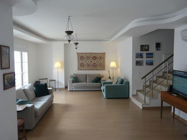 Marmaris Luxury Home Icmeler beach - İçmeler - Departamento