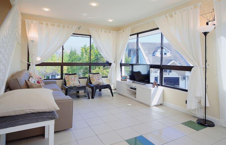 Duplex 4-Room 3-bath and 1 Full Kitchen Apartment - Kota Kinabalu - Apartament