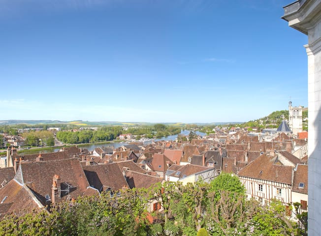 Room with a stunning view - Joigny - Talo