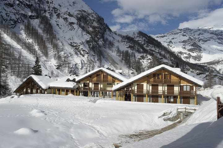 RESIDENCE DEI WALSER*** - GRESSONEY LA TRINITE - その他