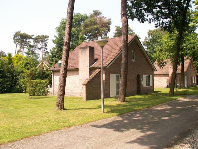 Bungalows Oisterwijk (4persoons) - Oisterwijk - Бунгало