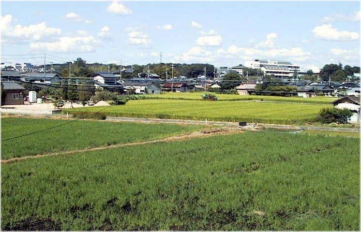 倉敷、岡山への拠点に便利なアットホームな民泊 - Kurashiki-city Nishida - Huis