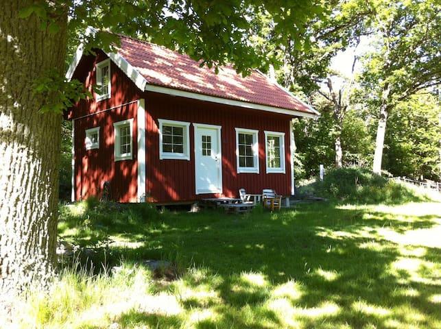 Forrest escape on beautiful Island  - Karlskrona