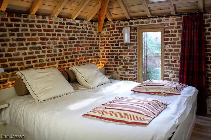't Cartuyfel/appartement+koetsh. 9p - Sint-Truiden - Apartemen