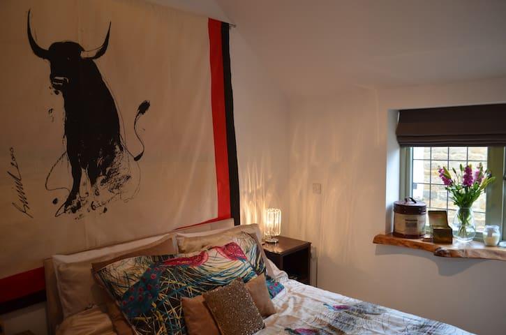 Pretty Double Room in Fern Cottage - Bloxham - 단독주택