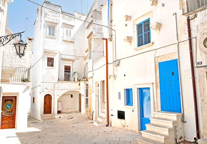apartement in Martina F.-Puglia-IT - Martina Franca - Apartemen