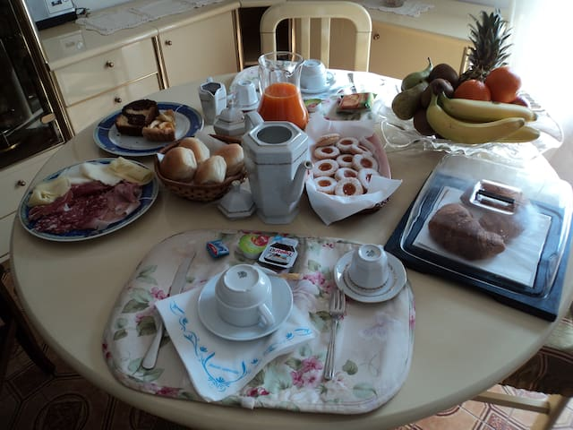 B&B  Valente   camera tripla  - Centola - Bed & Breakfast