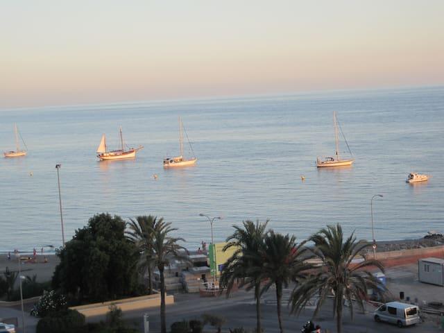Apto en la Costa de Almería (Adra) - Adra