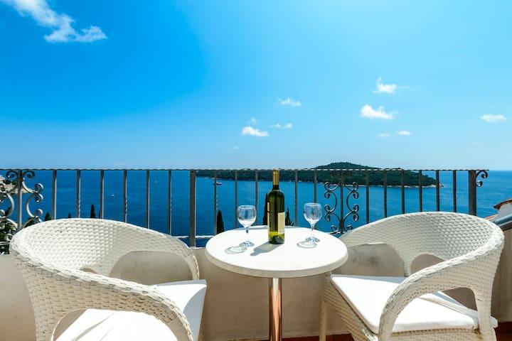 Vila Viktoria B Old town & sea view - Dubrovnik
