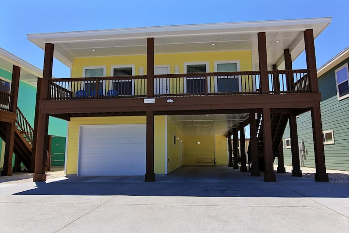 SUNFLOWER CONDO / APT   (PA# 525588) - Port Aransas - Apartemen
