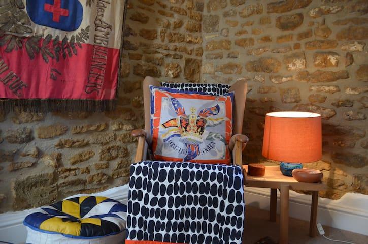Luxury Bedroom, Fern Cottage, - Bloxham