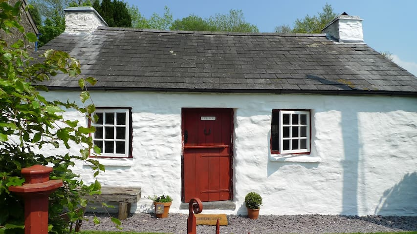 Romantic, Cottage in Cardigan Bay - Rhydlewis - Hus