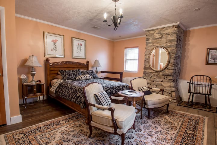 The 1757 Suite - Fairfield - Bed & Breakfast