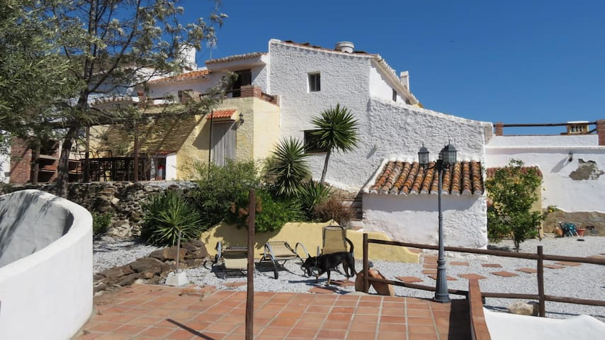 Gorgeous Private Rustic Appartment - Canillas de Aceituno - Appartement