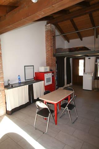 UN LOFT  IN CAMPAGNA - Cuorgnè - Loft