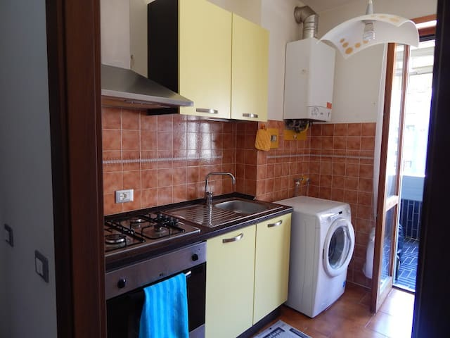 Novara, comfortable apartment - Novara - Lägenhet